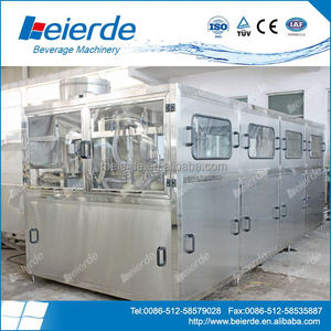 High praise 5 Gallon Barrelled Pure Water Filling Machine