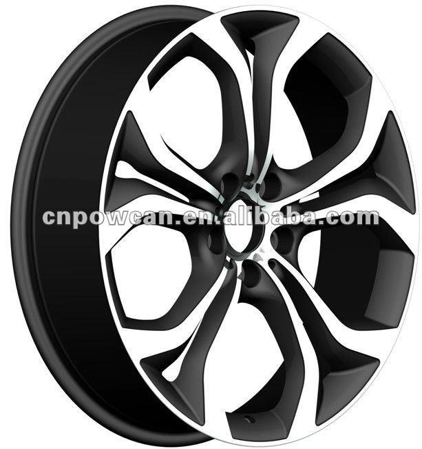 Bk436 Replica Alloy Wheels For A Car