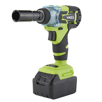 340nm Torque 12 Volt Impact Wrench For Bolt Ening