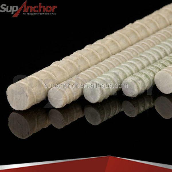 Supanchor s25 t nel de varillas de fibra de vidrio - Varillas fibra de vidrio ...