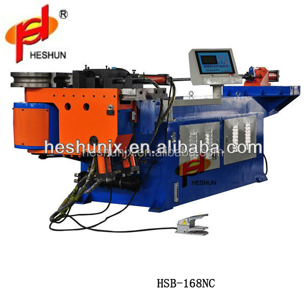 MOQ 1 set Hydraulic single side pipe bender manual