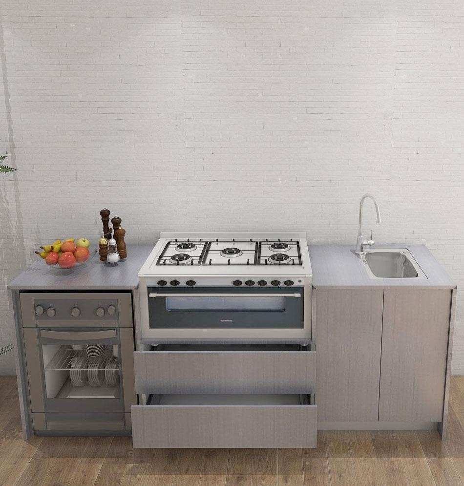 Venta al por mayor planos muebles modulares-Compre online ...