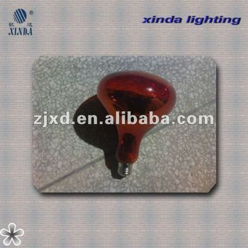 150w 250w Red Infrared Lamp