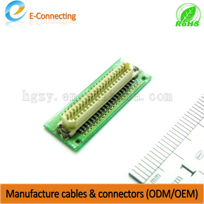 Wholesale HRS board to board Connectors 1.0mm pitch connector