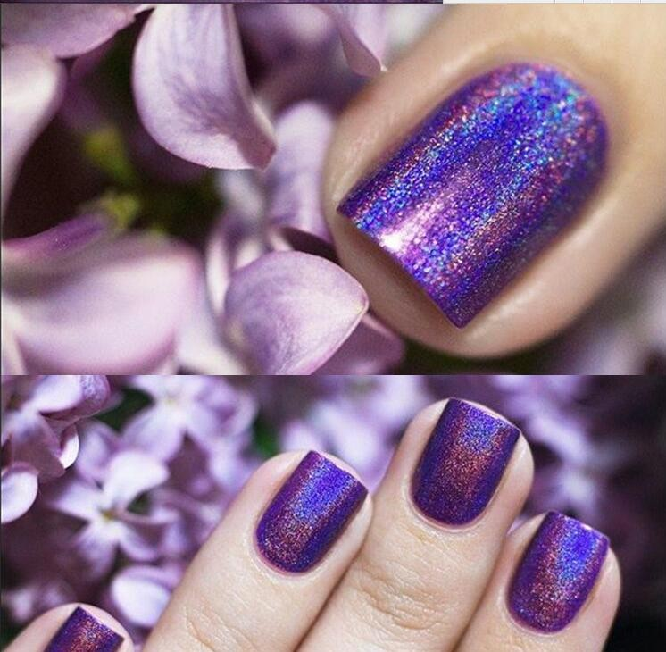 Hot Selling High Quality Holographic Nail Polish - Buy Holographic ...