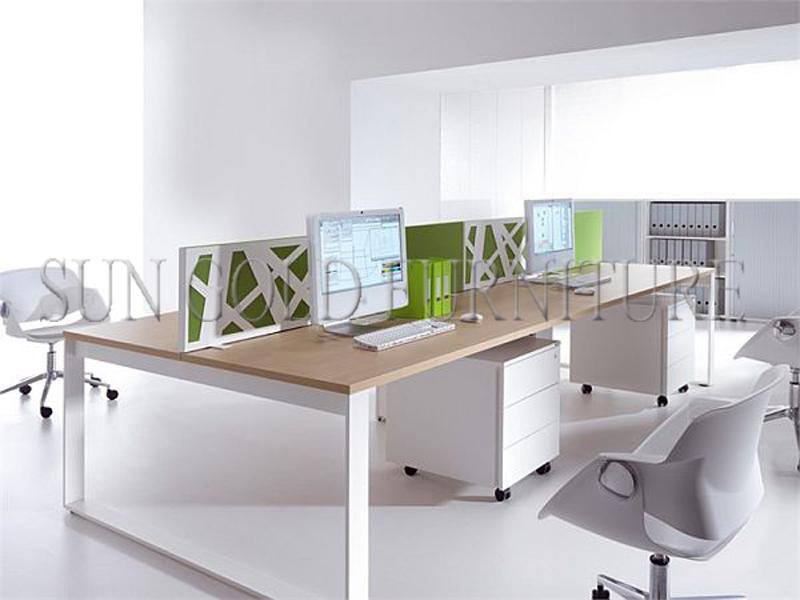 hot selling nepal office cubicles modular metal frame