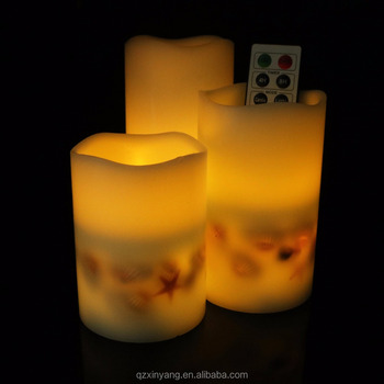Birthday Cake Paraffin Wax Candles Led Flameless Wholesale Uk