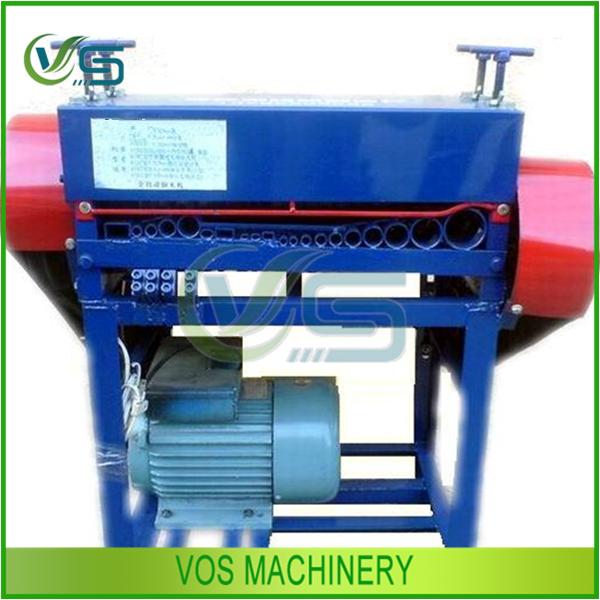 100-300 Kg/h Copper Cable Stripper/wire Peeling Machine/wire ...