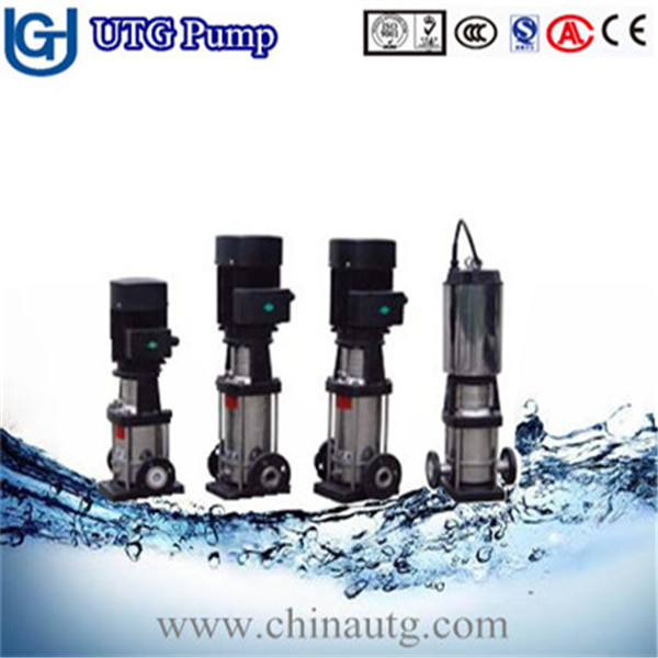 HYCDL series Stainless steel vertical multi stage italian water pumps