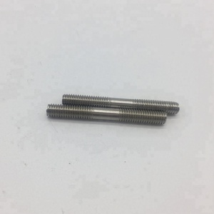 DIN938 Super Duplex F55 Stainless Steel Stud Roll Bolt