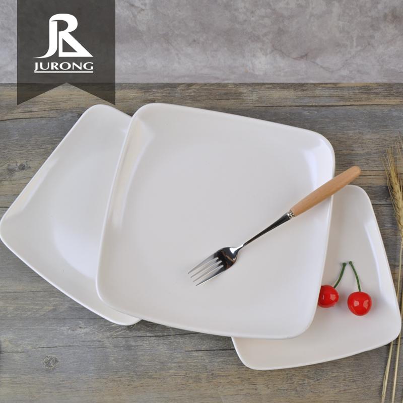 High quality reusable plastic restaurant dinnerware wholesale