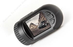 Original Super Mini 0801 JADO D169 Full HD 1080P GPS Car Camera DVR Black Box