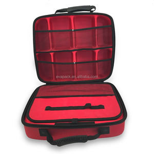Portable Family Travel First Aid Kits Case/ Medical Carrying Bag