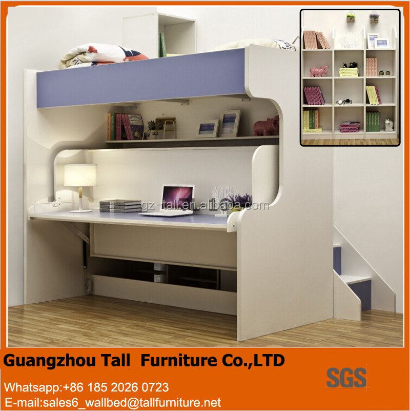 horizontal folding bunk wall bed horizontal folding bunk wall bed suppliers and at alibabacom
