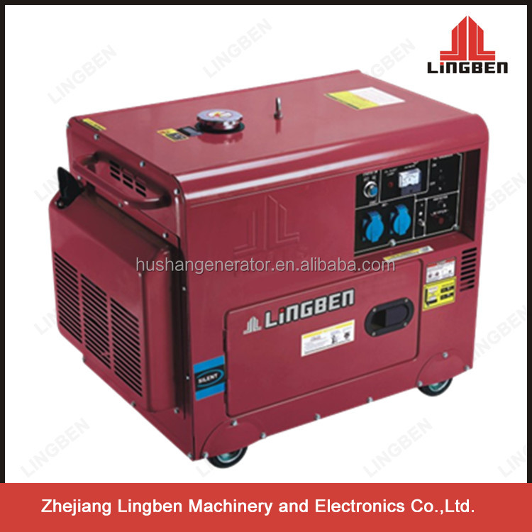 5kva Super Super Silent Diesel Generator Price In India 186fa ...