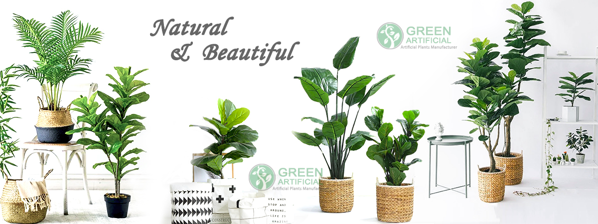 shanghai oumei international trading co., ltd. - own factory 4 Ft Artificial Plants