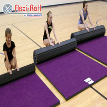 Hoge Kwaliteit Kungfu Mat/Flexi Roll rolling mat/vloermat voor <span class=keywords><strong>Wushu</strong></span>