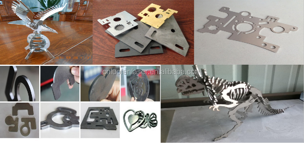 Philicam 300w Fiber laser cutter China metal sheet Laser cutting price