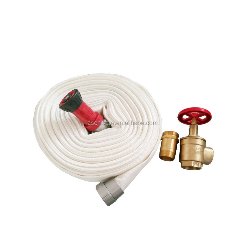 מותג חדש כיבוי אש אש צינור מים בד מחיר צינור-צינור כיבוי-מספר זיהוי מוצר YU-96