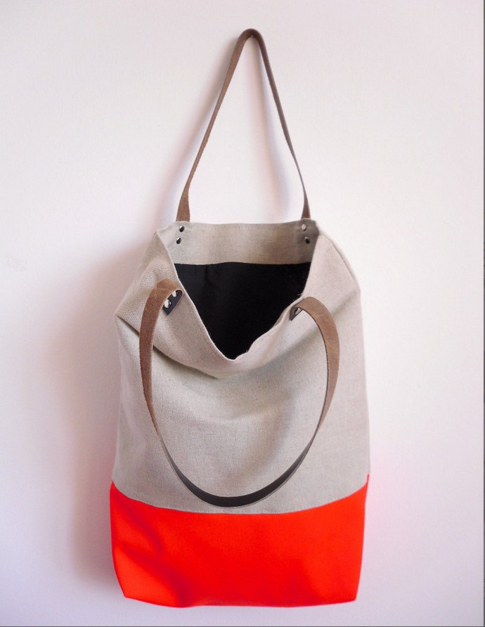 Cotton Canvas Bag,Cotton Canvas Tote,Shoulder Bag,Canvas Bag With ...