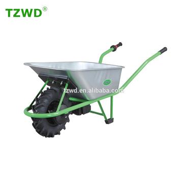 Good Design Heavy Duty Wheelbarrow One Wheel Motor Barrow Af 1c