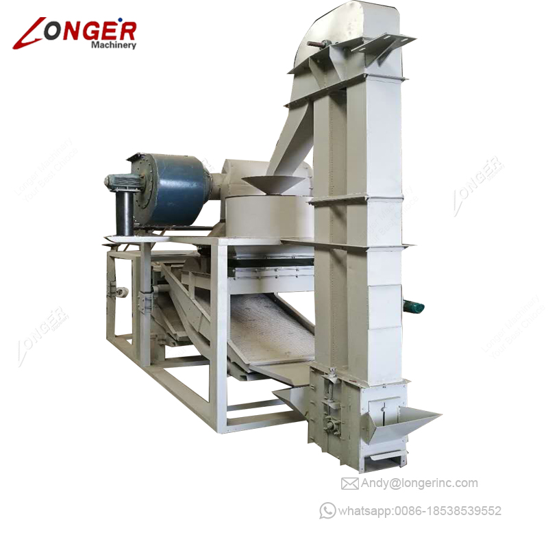 2017 Best Sale Commercial Industrial Shell Remove Shelling Pumpkin Seeds Separating Machine With Competitive