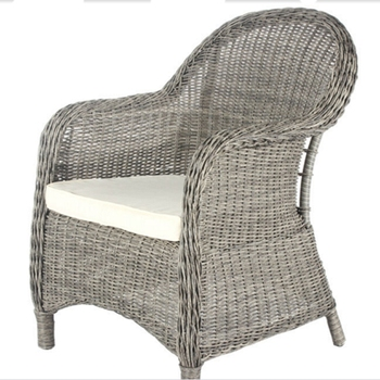 Wholesale Modern Rattan Chair Garden Wicker Rattan Chair Outdoor Leisure Furn