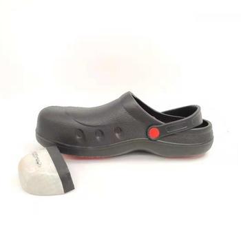 fotos oficiales c6810 79d68 Eva Zuecos Chef Zapatos De Seguridad Con Compuesto De Plástico De La  Puntera Y Src Antideslizante De Propiedad Para Los Doctores Y Enfermeras  Sin ...