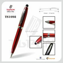 Ballpoint Pen Type and Promotional Pen Use high quality touch pen