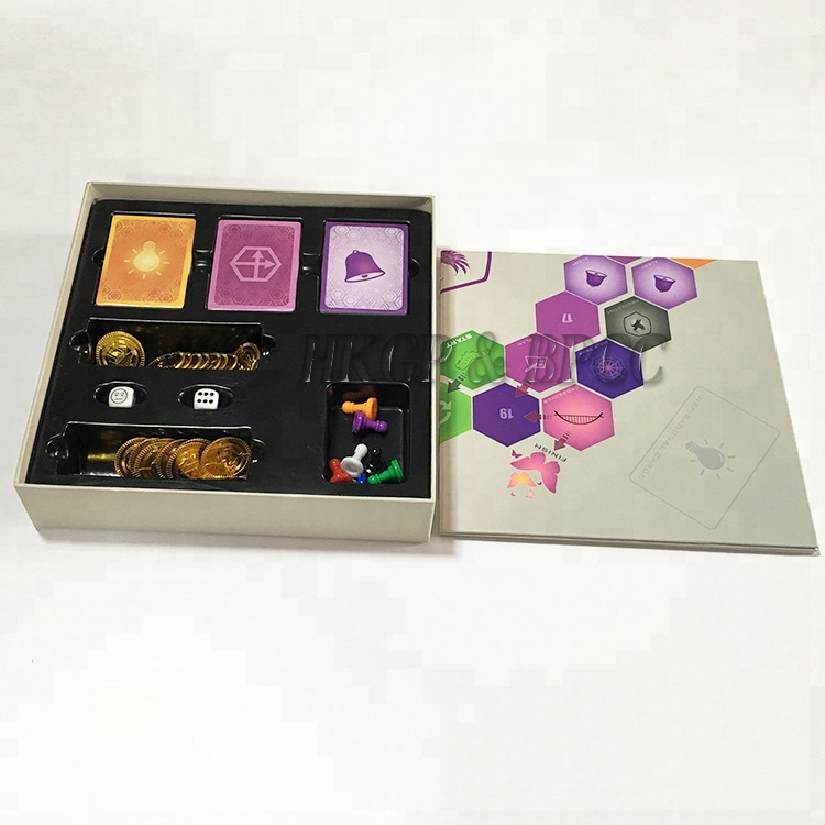 Custom Ontwerp Kartonnen Board Games