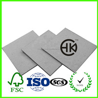 HongKai grey chip board folding paper top seller