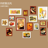 Family design to High Quality 18P Set stuffed toy photo frame
