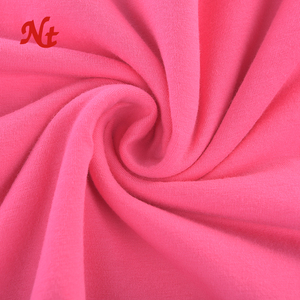 Weft Knitted 50S/20D Combed Cotton Spandex Fabric for Warm Underwear Jersey