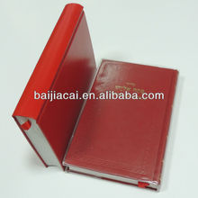 Cheap hardcover book printing in China
