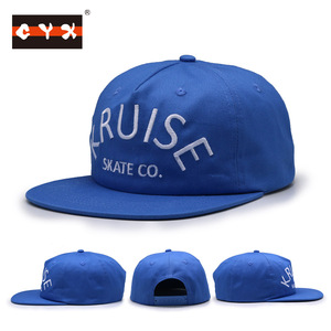 Custom Cheap Unstructured 5 Panel Cap/Hat Snapback Cap/Hats Unstructured