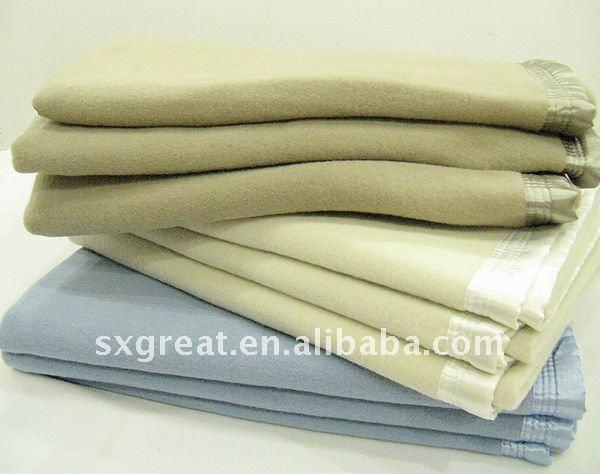 Merino Wool Blanket Hotel Blanket Australian Wool Throw