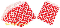 Quatrefoil Candy Favor Bags Kids Birthday Party Gift Wrapping Supplies