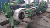 Flat Bar Production Line slitting and cutting line