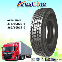 Buy HANKSUGI TRUCK TYRE TRUCK AND BUS TYRE M+S HS64 in China on ...