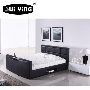 Extremely Attractive Smart Furniture Tv Bed King Size Bedroom A522 ...
