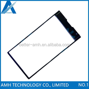 For BlackBerry Priv Front Outer Screen Glass Lens Repair Touch Screen Outer  Glass