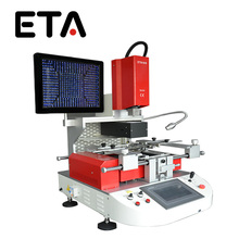Factory Price Automatic Mobile Phone BGA Rework Station ETA-BR120 for iphone ipad Macbook Logic Board Repair