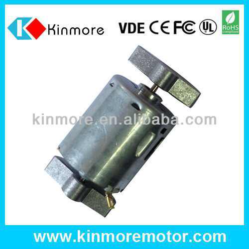 Electric Motors 12V with Double Vibrator