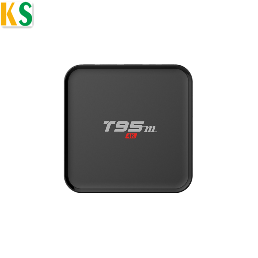 Hot Android 7.1 Smart TV Box T95m Vendita calda Android Desi TV Box