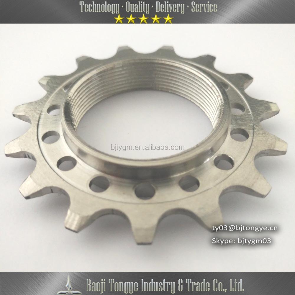 15t titanium single speed freewheel sprocket buy for Freewheel sprocket for electric motor