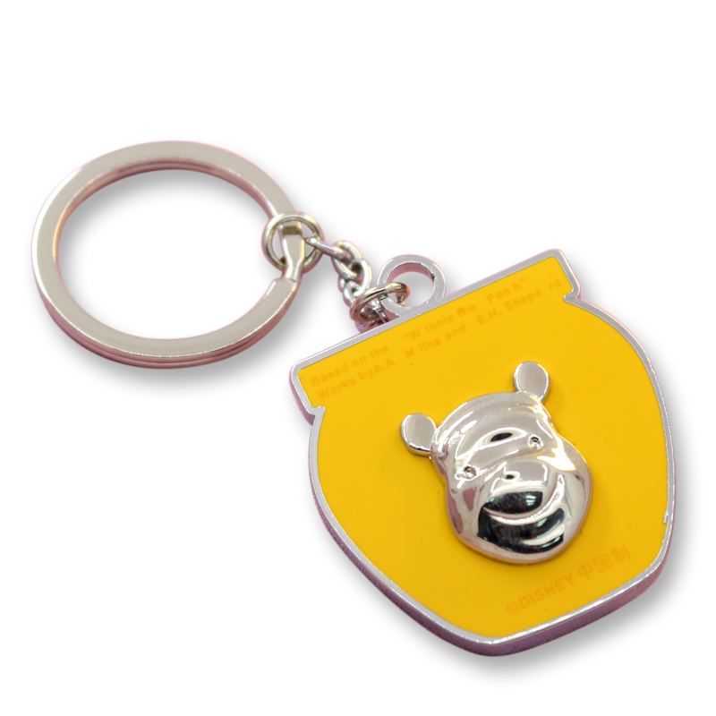 Round Metal Keychain/epoxy Keychain/baking Finished Keychain