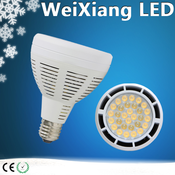 Super bright O CHIP G12 E27 40W LED Par Lamp, LED Par 30 light,LED Par30 <strong>spotlight</strong>