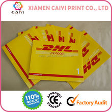DHL Packing List Envelope, Paper Courier Bags, Mailing Bag