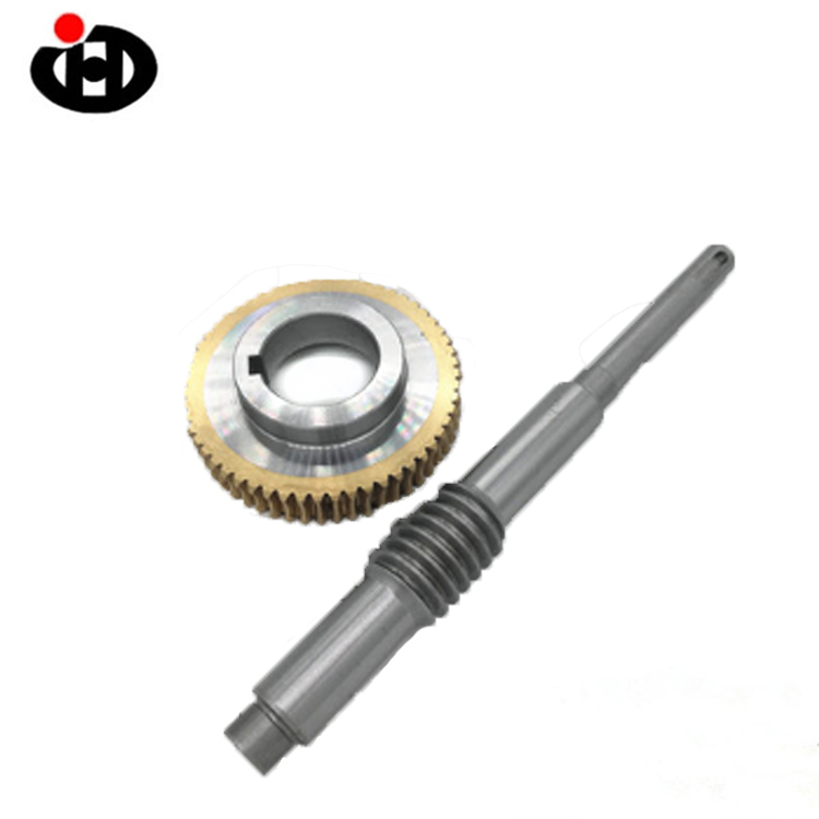 Wenzhou Jinghong Customized Rack And Pinion Worm Gear Wheel Set