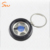 Top Quality custom Tyre Metal Car Key Chain /Tyre Metal Key Ring